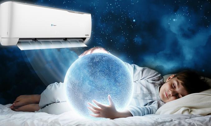 Máy lạnh Casper Inverter 1 HP GC-09TL32 - Ifeel