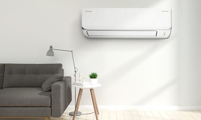Máy lạnh Daikin Inverter 1 HP ATKA25UAVMV - Điều hòa Daikin thiết kế sang trọng