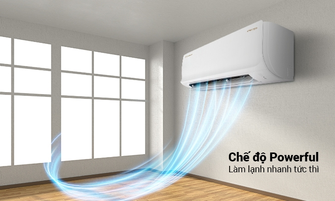 Máy lạnh Daikin Inverter 1 HP ATKA25UAVMV - Điều hòa làm lạnh nhanh tức thì