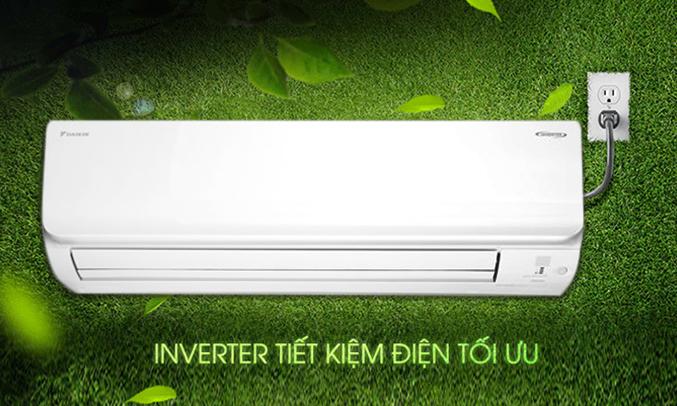 Máy lạnh Daikin 1 HP ATKC25TVMV chính hãng