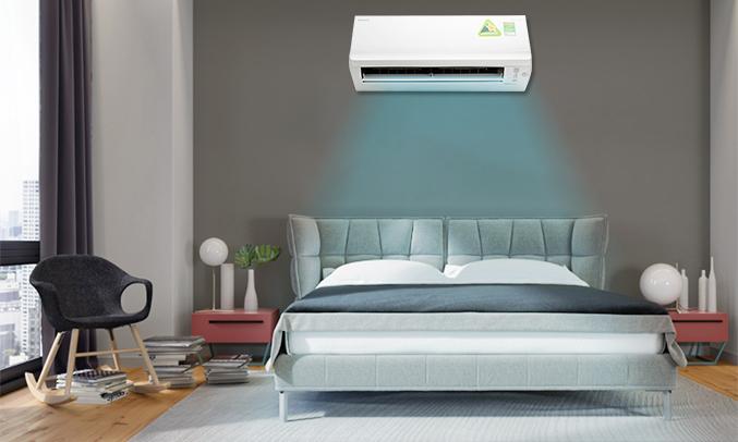 Máy lạnh Daikin 1.5 HP ATKC35TVMV phân phối tại nguyenkim.com