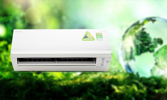 Máy lạnh Daikin 1.5 HP ATKC35TVMV hiện đại