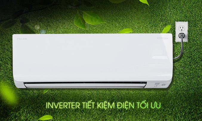 Máy lạnh Daikin 2.5 HP FTKC60TVMV chính hãng