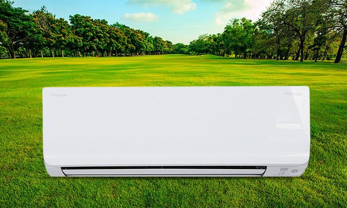 Máy lạnh Daikin 2.5 HP FTKC60TVMV dùng gas 32