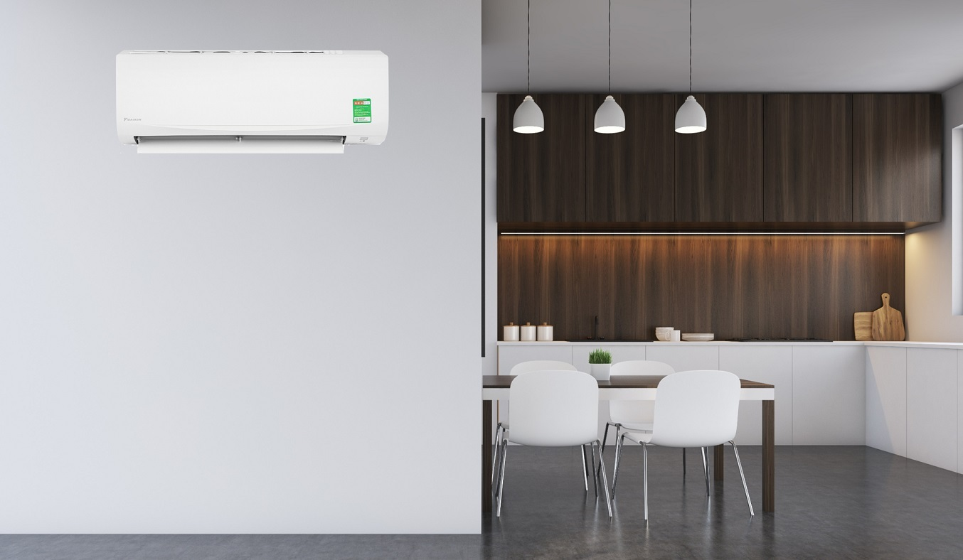 Máy lạnh Daikin 1 HP ATF25UV1V - chế độ powerful làm lạnh nhanh