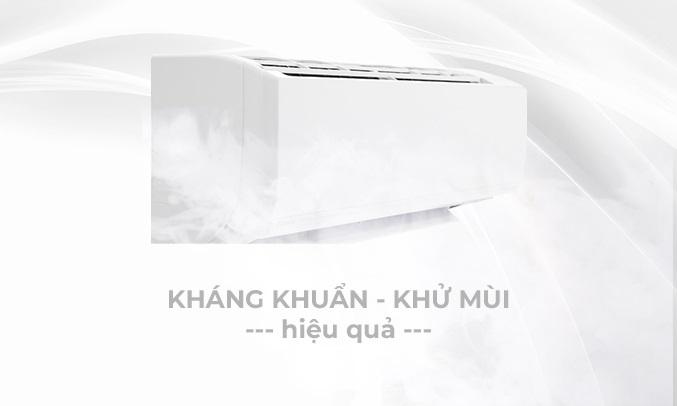 Máy lạnh Daikin Inverter 1 HP ATKC25UAVMV - Kháng khuẩn khử mùi hiệu quả