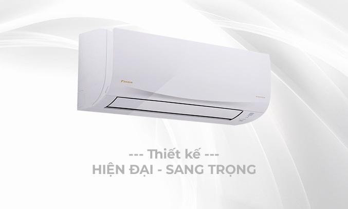 Máy lạnh Daikin Inverter 1.5 HP ATKQ35TAVMV - Thiết kế sang trọng