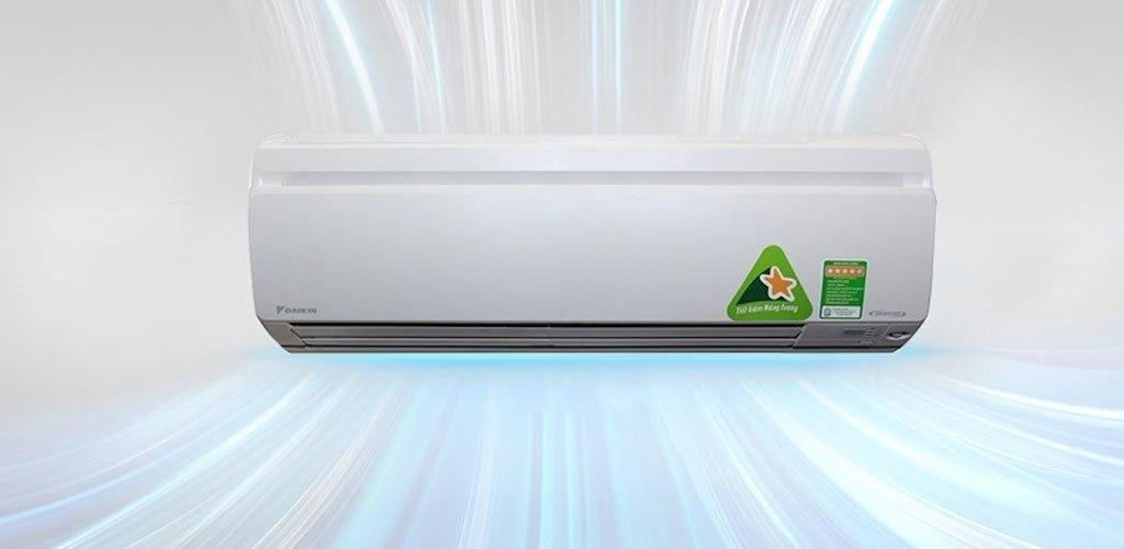 Máy lạnh Daikin Inverter 1 HP FTKS25GVMV làm lạnh nhanh chóng