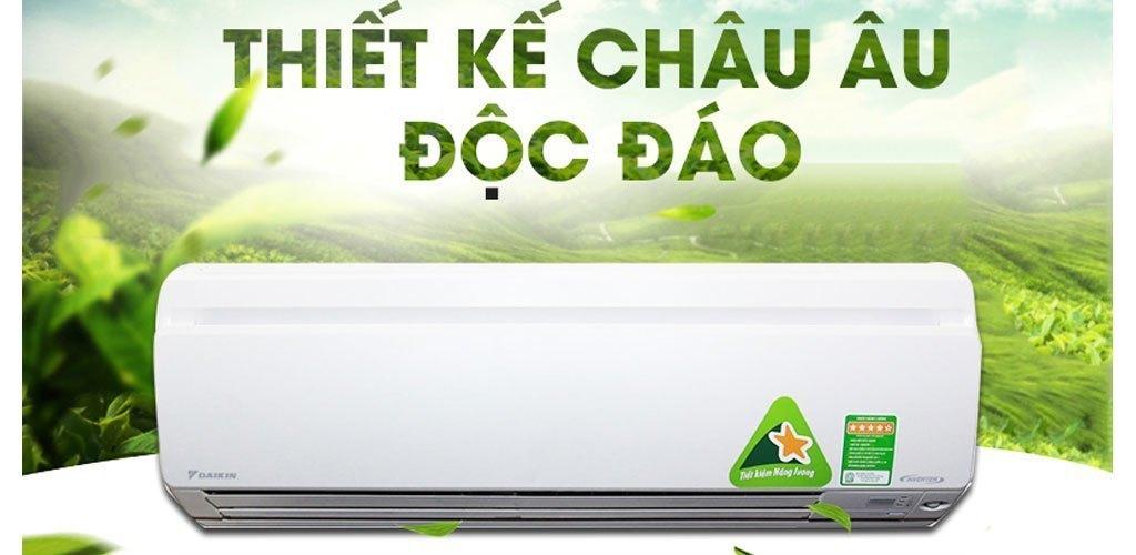 Máy lạnh Daikin Inverter 1 HP FTKS25GVMV chính hãng giá rẻ tại Nguyễn Kim