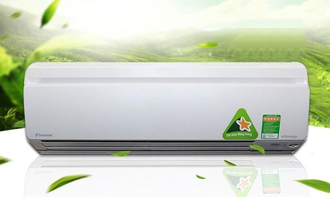 Máy lạnh Daikin Inverter 1.5 HP FTKS35GVMV công suất 1.5 HP