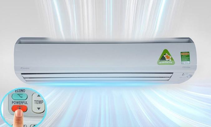 Máy lạnh Daikin Inverter 2 HP FTKS50GVMV sử dụng bền tốt