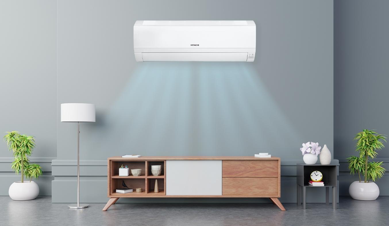 Máy lạnh Hitachi 1 HP RAS-EJ10CKV1 - Thiết kế tinh tế