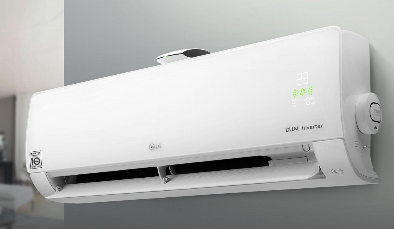 Máy lạnh LG Inverter 1.5 HP V13APF