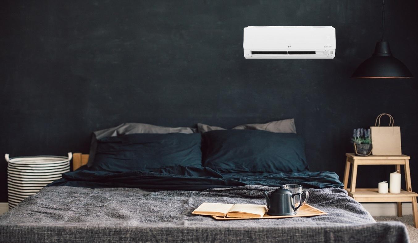 Máy lạnh LG Inverter 1 HP V10APH1 - Công nghệ Inverter tiết kiệm điện