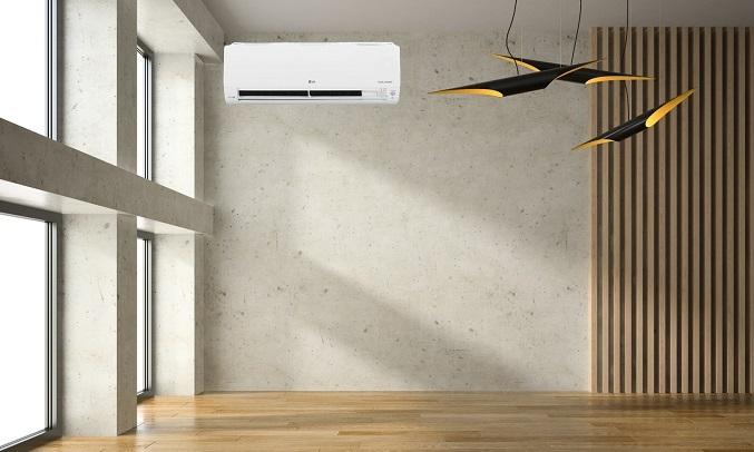 Máy lạnh LG Inverter 1 HP V10APH1 - Khử mùi hiệu quả