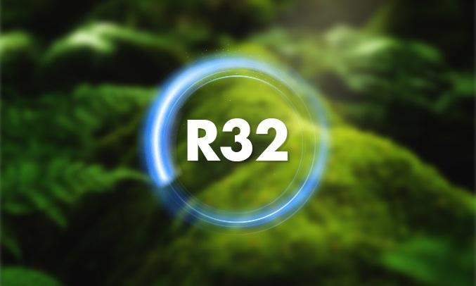 Máy lạnh LG Inverter 1.5 HP V13ENS1 - Sử dụng gas R32