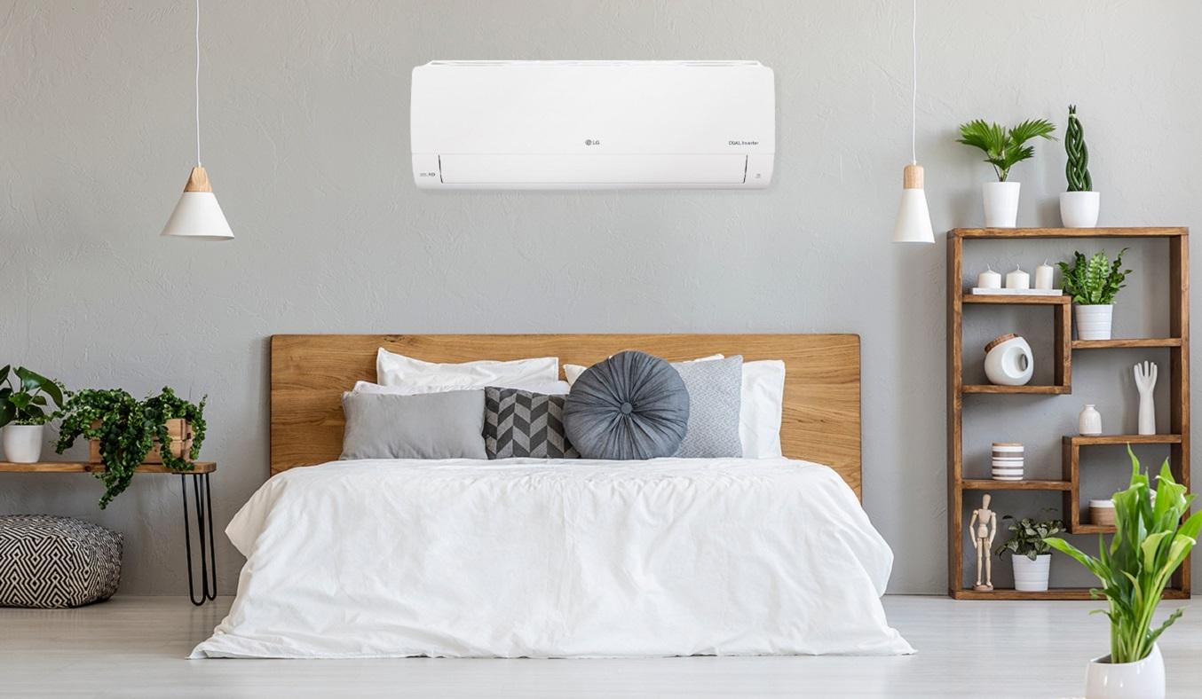 Máy lạnh LG Inverter 1.5 HP V13ENS1 - Thiết kế tinh tế sang trọng