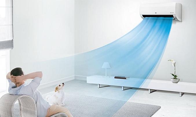 Máy lạnh LG V13APD 1.5 HP công suất làm lạnh nhanh