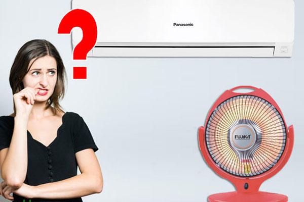 Để chọn lực được giữa máy lạnh 2 chiều và quạt sưởi, bạn cần xác định rõ nhiều tiêu chí như giá cả, tính năng, mức tiêu thụ năng lượng,...