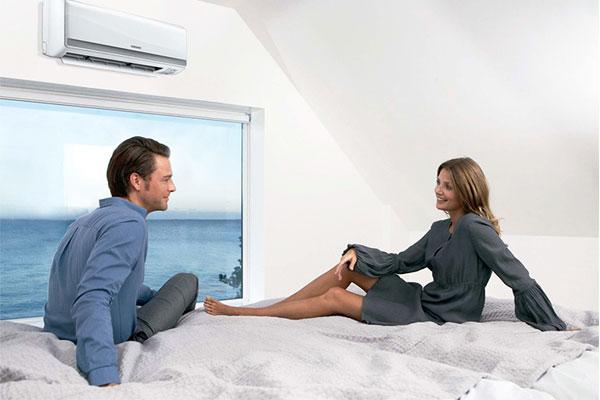 Phòng 15 m2 thì lựa chọn hoàn hảo là máy lạnh 1HP, vừa giúp làm lạnh hiệu quả vừa tránh hao phí năng lượng