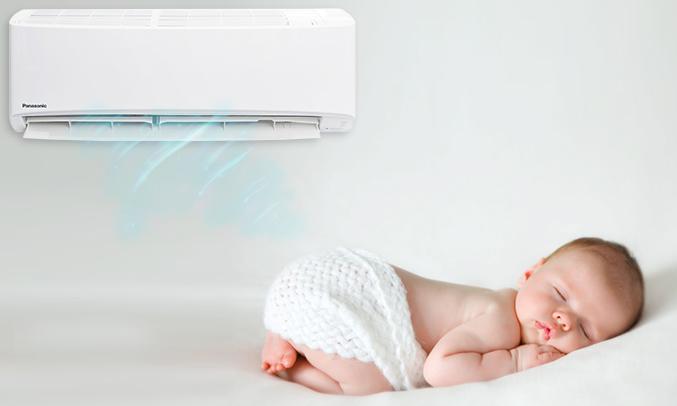 Máy lạnh Panasonic CU/CS-PU18UKH-8 tiết kiệm điện