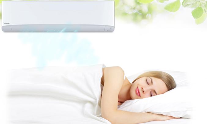 Máy lạnh Panasonic CU/CS-N18UKH-8 tiết kiệm điện