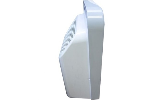 Máy lọc không khí Panasonic F-PXJ30A màu xám thiết kế máy lọc không khí nhỏ gọn và đẹp mắt