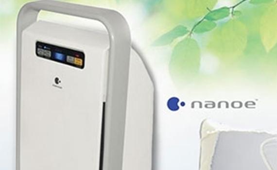 Máy lọc không khí Panasonic F-PXJ30A giúp ngăn ngừa vi khuẩn có hại đến hô hấp