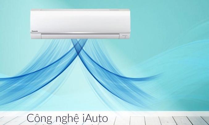 Máy lạnh Panasonic 1 HP CU/CS-PU9TKH-8 làm lạnh nhanh