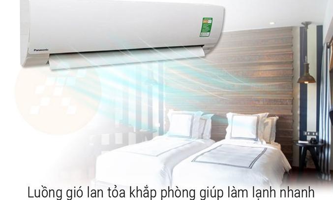Máy lạnh Panasonic 2HP CU/CS-PU18TKH-8 kháng khuẩn khử mùi hiệu quả