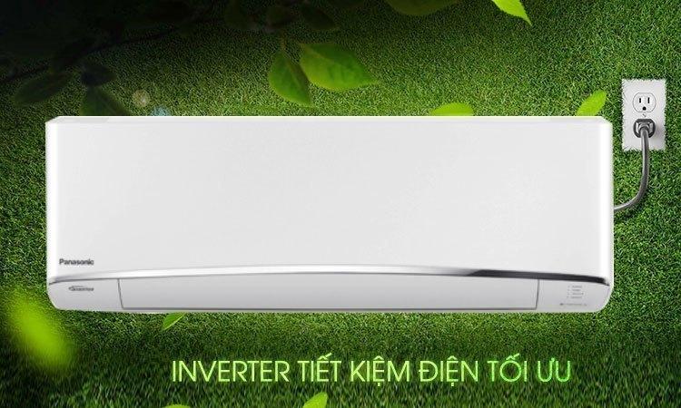 Máy lạnh Panasonic 2.0 PH CU/CS-U18TKH-8 tiết kiệm điện
