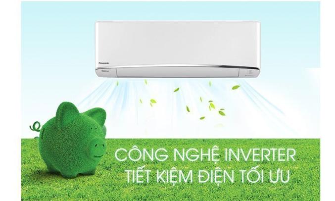 Máy lạnh Panasonic CU/CS-U9TKH-8 tiết kiệm điện