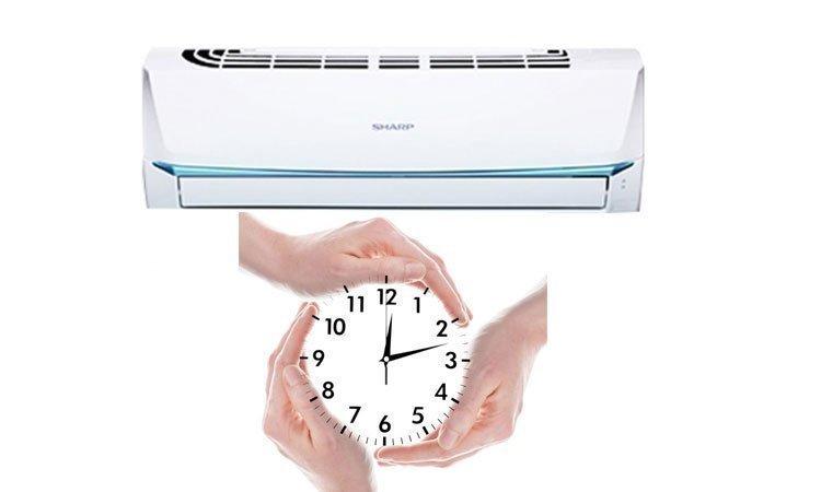 Máy lạnh Sharp 1.5HP AH-A12UEW nhiều tính năng ưu việt cho người dùng