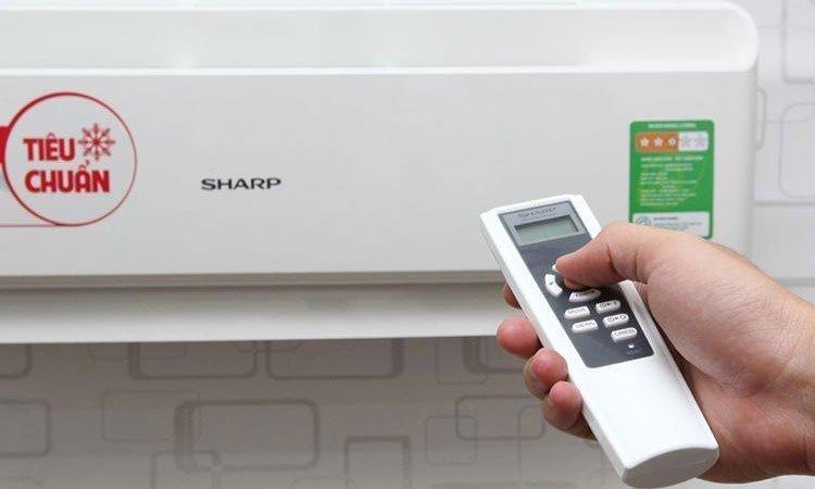 Máy lạnh Sharp 1.5HP AH-A12UEW thân thiện với người dùng