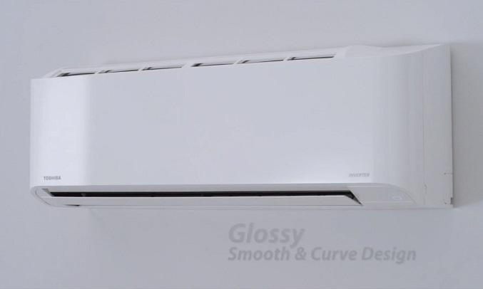 Máy lạnh Toshiba Inverter 1 HP RAS-H10D2KCVG-V