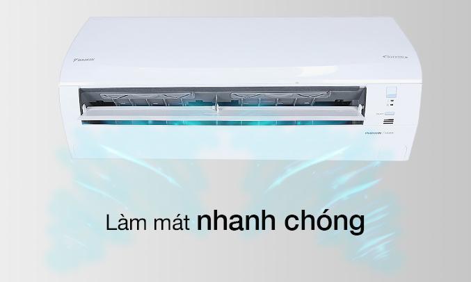 Máy lạnh 1 HP Daikin FTKQ25SVMV chính hãng