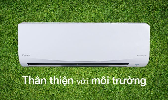 Máy lạnh 1 HP Daikin FTKQ25SVMV năng suất cao
