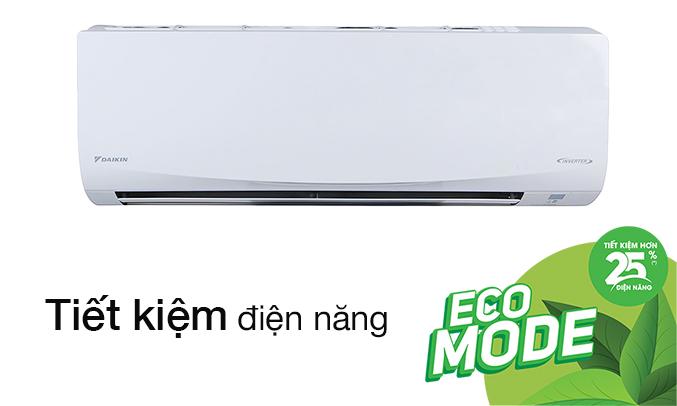 Máy lạnh 1 HP Daikin FTKQ25SVMV inverter