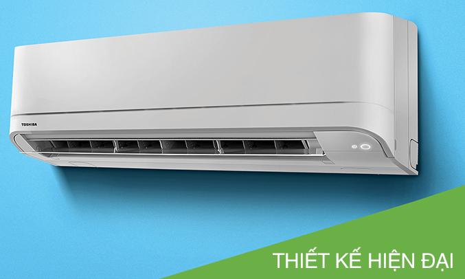 Máy lạnh Toshiba 1 HP RAS-H10U2KSG-V hiện đại