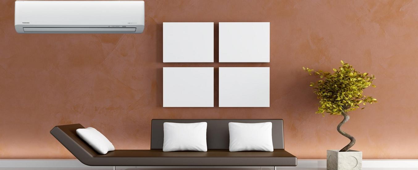 Máy lạnh Toshiba Inverter 1 HP RAS-H10H2KCVG-V - Hệ thống Khử mùi Diệt khuẩn IQA