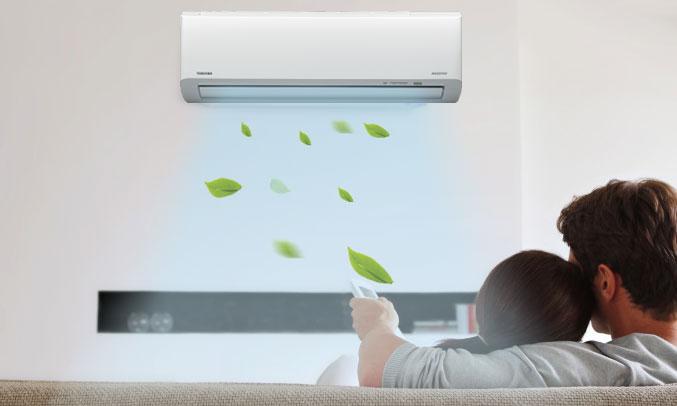 Máy lạnh Toshiba Inverter 1 HP RAS-H10HKCVG-V khử mùi hiệu quả