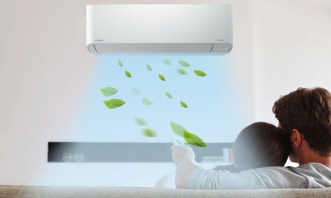 Máy lạnh Toshiba Inverter 1.5 HP RAS-H13H2KCVG-V - Chế độ Hi Power làm lạnh nhanh chóng - Chế độ Hi Power làm lạnh nhanh chóng