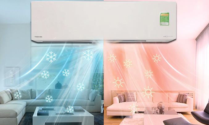 Máy lạnh Toshiba RAS-H10S3KV-V an toàn