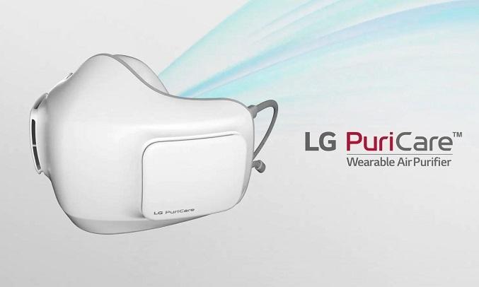 Khẩu trang lọc không khí LG Puricare AP300AWFA - An toàn khi sử dụng