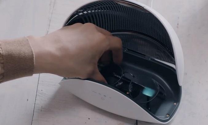 Hộp đựng khẩu trang lọc không khí LG PWKAUW01 - Cất giữ đồ vật
