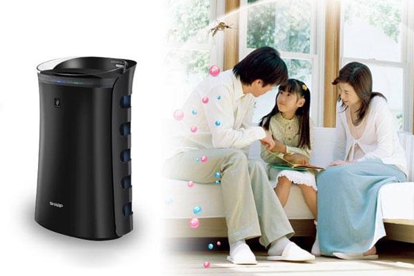 Máy lọc không khí Sharp FP-FM40E sẽ là lựa chọn đối với gia đình có bé nhỏ cần sự bảo vệ tuyệt đối