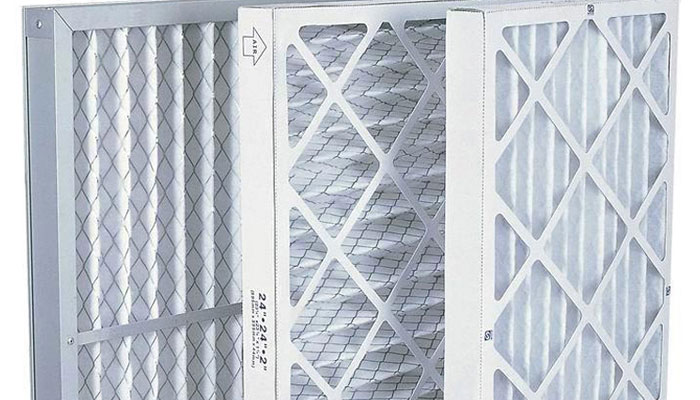 Màng lọc thô được lắp đặt tiên phong trong hệ thống màng lọc của máy lọc không khí