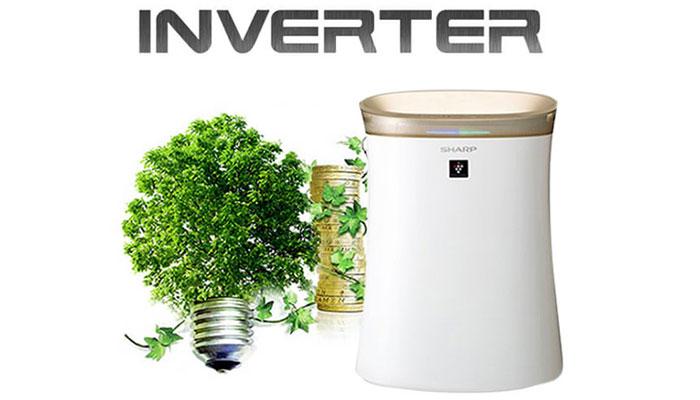 Tiết kiệm điện tối ưu với công nghệ Inverter