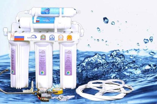 Máy lọc nước công nghệ Nano được nhiều gia đình ưa chuộng sử dụng