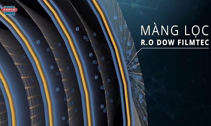 Máy lọc nước R.O 9 lõi Sunhouse SHA8817KP